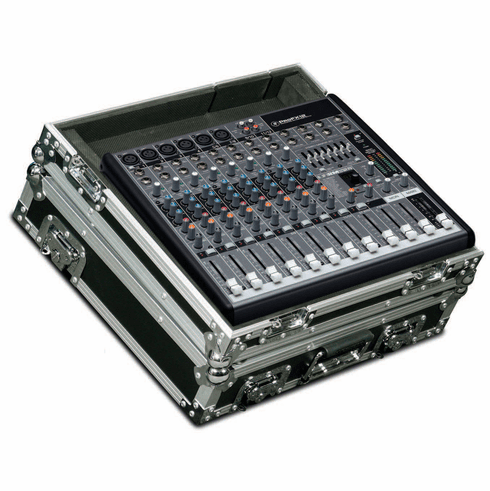 MARATHON ® FLIGHT ROAD CASE ™ MA-PROFX12 CASE FOR MACKIE PROFX12 MIXING CONSOLE OR ANY EQUAL SIZE FORMAT MIXING CONSOLES