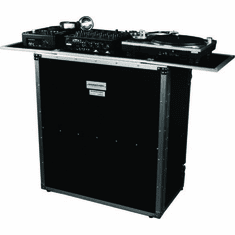 MARATHON ® FLIGHT ROAD CASE ™ MA-STANDT36 UNIVERSAL STAND WITH INTERGRATED TABLE TOP AND SHELF COMBO