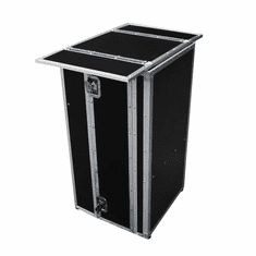 MARATHON ® FLIGHT ROAD CASE ™ MA-STANDT36MINI ™ UNIVERSAL STAND WITH INTEGRATED TABLE TOP & SHELF COMBO
