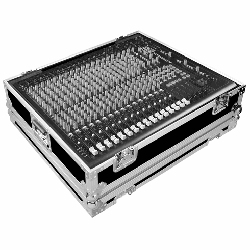 MARATHON ® FLIGHT ROAD CASE ™ MA-ZED420 CASE FOR ALLEN & HEATH ZED-420 PA MIXING CONSOLE OR ANY EQUAL SIZE FORMAT MIXING CONSOLE
