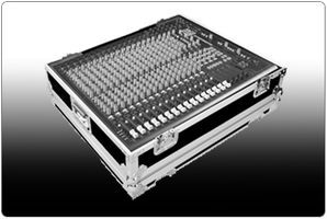 MARATHON ® FLIGHT ROAD CASES ™ ALLEN & HEATH PA MIXER & CONSOLE CASES
