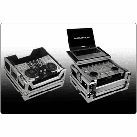 MARATHON ® FLIGHT ROAD CASES ™ COMPUTER & MEDIA CONTROLLER CASES - HERCULES MIDI, HARDWARE & SOFTWARE CONTROLLER CASES