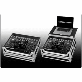 MARATHON ® FLIGHT ROAD CASES ™ COMPUTER & MEDIA CONTROLLER CASES - NATIVE INSTRUMENTS TRAKTOR MIDI, HARDWARE & SOFTWARE CONTROLLER CASES