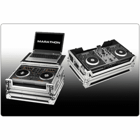 MARATHON ® FLIGHT ROAD CASES ™ COMPUTER & MEDIA CONTROLLER CASES - NUMARK MIDI, HARDWARE & SOFTWARE CONTROLLER CASES