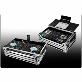 MARATHON ® FLIGHT ROAD CASES ™ COMPUTER & MEDIA CONTROLLER CASES - PIONEER MIDI, HARDWARE & SOFTWARE CONTROLLER CASES