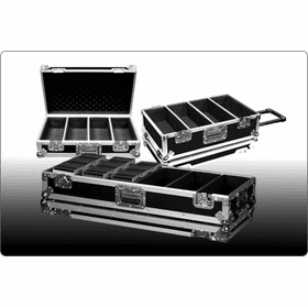 MARATHON ® FLIGHT ROAD CASES ™ FOR CD'S / CASES & STORAGE