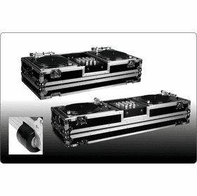 MARATHON ® FLIGHT ROAD CASES ™ FOR DJ TURNTABLE COFFINS / CONSOLES