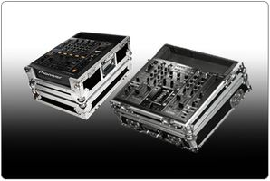 MARATHON ® FLIGHT ROAD CASES ™ FOR PIONEER DJ MIXERS