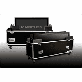 MARATHON ® FLIGHT ROAD CASES ™ FOR PLASMA MONITORS