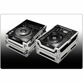 MARATHON ® FLIGHT ROAD CASES ™ PIONEER DJ CDJ / DVJ CD PLAYER CASES