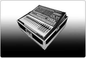 MARATHON ® FLIGHT ROAD CASES ™ PRESONUS PA & MIXER CONSOLE CASES