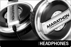 MARATHON ® Professional Headphones