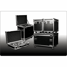 MARATHON ® TOUR READY ™ CASES for AUDIO & LIGHTING COMPONENT CASES, RACKS  & UTILITY TRUNKS