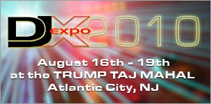 The DJ EXPO Aug 16-19 2010