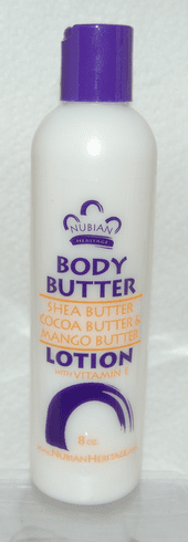 NUBIAN HERITAGE -BODY BUTTER LOTION