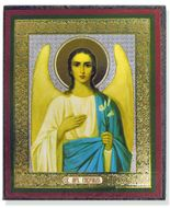 Archangel Gabriel, Orthodox Mini  Icon