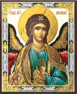 Archangel Michael, Orthodox Christian Mini Icon