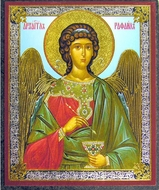 Archangel Raphael, Mini Icon