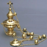 Censer, Heavy  Gold Plating
