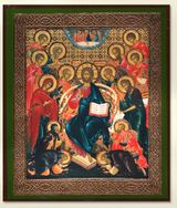 Christ Enthroned, Orthodox Christian Icon