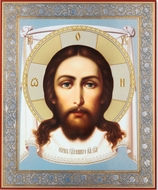 "Christ ""Not Made by Hands"", Orthodox Christian  Icon"