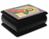 Christ The Teacher, Icon Decoupage Box, Orthodox Authentic Product