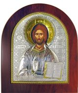 Christ The Teacher, Orthodox Icon from Greece/Italy