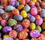 EASTER GIFTS, WOODEN  EGGS & ACCESSORIES