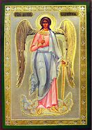 Guardian Angel, Christian Orthodox Icon Small