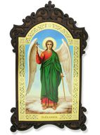 Guardian Angel,  Orthodox Christian  Framed Icon
