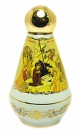 Holy Water Ceramic Container