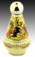 Holy Water Ceramic Container, Cream