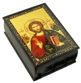 Christ the Teacher, Wooden Icon Box