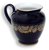 Lomonosov Porcelain 'Golden Frieze' Creamer
