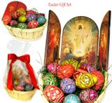 Pascha (Easter) Hostess Gift Basket, Large