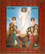 Resurrection of Christ, Orthodox Christian Icon