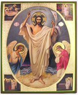 Resurrection of Christ, Orthodox Icon