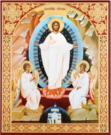 Resurrection of Christ with Angels, Orthodox Icon