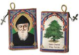 Saint Charbel (Makhlouf), Rosary Pouch Case