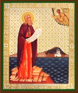 St Herman of Alaska, Orthodox Christian Mini Icon