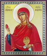 St. Mary Magdalene with Red Egg, Orthodox Christian Icon