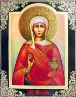 St Mary Magdalene, Orthodox Icon,  Large