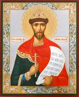 St. Nicholas II Tsar - Martyr of Russia, Orthodox Christian Icon