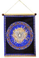 The Holy Spirit, Hanging Tapestry Icon Banner