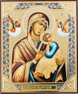Virgin Mary of Passion - Lady of Perpetual Help,  Orthodox Christian Icon
