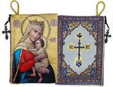 Virgin of Hope, Rosary Icon Pouch