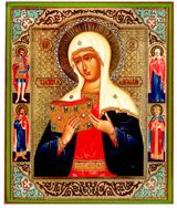 Virgin Mary Kaluzhskaya, Orthodox Christian Icon