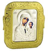 Virgin of Kazan, Orthodox Christian Car Icon
