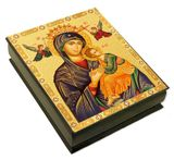Our Lady of Perpetual Help, Wooden Icon Box