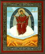 Virgin Provider of the Bread of Life, Orthodox Icon